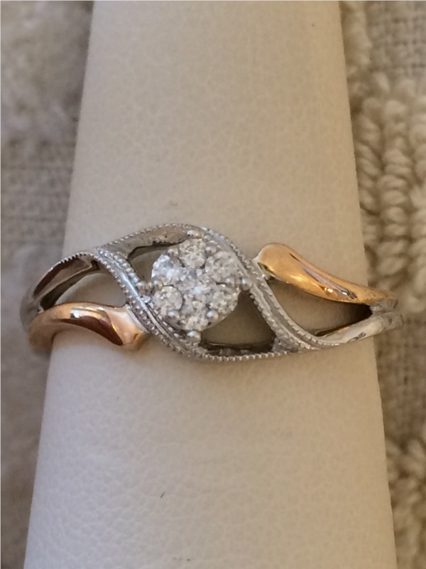 Engagement Ring by IDD